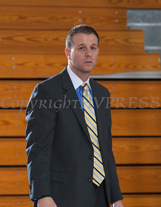 Mount Saint Mary College women's basketball team head coach Michael Coppolino finished his first year with a 5-20 overall record, 5-9 in Skyline play. The Mount fell to the Old Westbury Panthers, 73-69, in their Skyline Conference game Sunday, February 23, 2014 at the Kaplan Center in Newburgh, NY. Hudson Valley Press/CHUCK STEWART, JR.