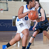 Mount Saint Mary College Guard Tatiana Brown (0) drives to the basket as the women's basketball team defeated the St. Joseph's Golden Eagles, 70-54, winning their first Skyline Conference game of the season on Saturday, January 18, 2014 at the Kaplan Center in Newburgh, NY. Hudson Valley Press/CHUCK STEWART, JR.