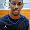 "#12	Mike Buffalo	<br /> Senior	Guard	<br /> 6'5""	195	<br /> Bronx, NY"
