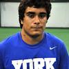 Elijah Gonzalez<br /> Redshirt Sophomore<br /> Midfielder<br /> Okmulgee, Oklahoma