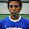 #9	Michael Ortiz	<br /> Sophomore	<br /> Forward	<br /> Forney, Texas