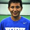 Alex Reyes<br /> Redshirt Freshman<br /> Midfielder<br /> York, Nebraska