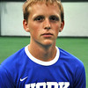 #3	Connor Roseke	<br /> Freshman<br /> Defender	<br /> Center Point, Iowa