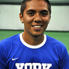 #16	Raul Ortiz	<br /> Junior	<br /> Midfielder	<br /> Fort Worth, Texas