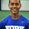 Axel Mendez<br /> Redshirt Freshman<br /> Midfielder<br /> Lincoln, Nebraska
