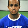 #23	Jacob Perez<br /> Freshman	<br /> Midfielder	<br /> Denver, Colorado