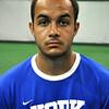 #23Jacob Perez<br /> Freshman<br /> Midfielder<br /> Denver, Colorado
