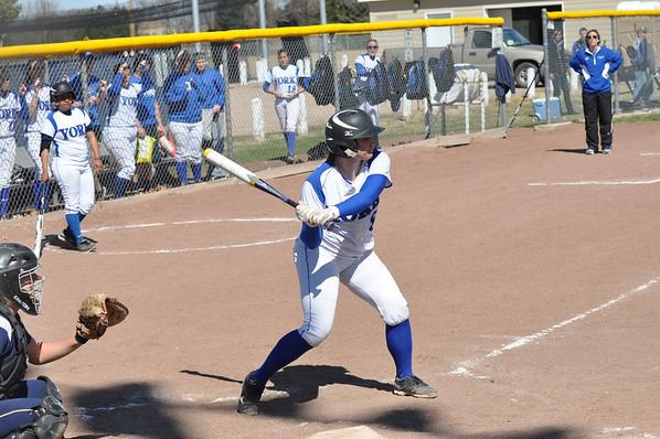 Softball April 8th