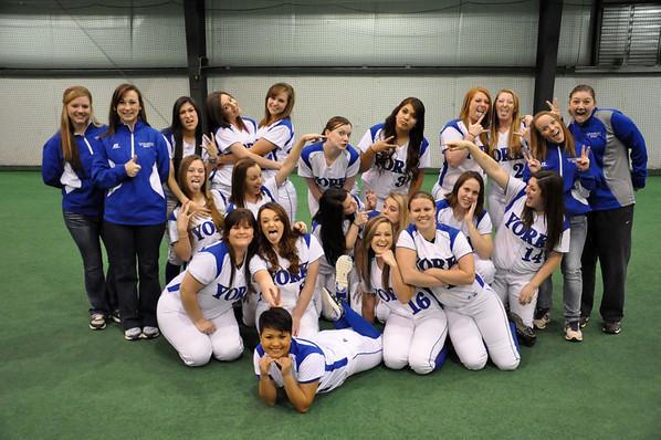 Softball Team 2014
