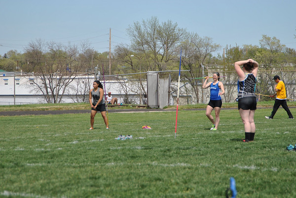Track and Field April 26th