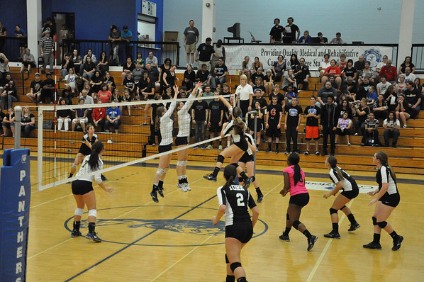 Volleybal Sept 27th