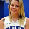 """Lauren Peterson<br /> 5'4""""Guard<br /> Sophomore<br /> Leander, TX"""
