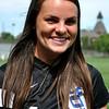 #4Amelia Kinyon<br /> Freshman<br /> Midfielder<br /> Olathe, Kansas