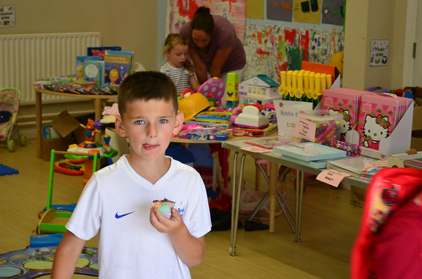 Squirrels Corner pre school - Fundraising Event