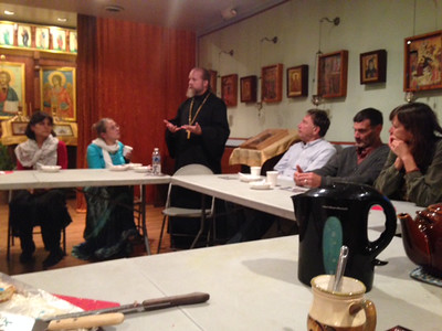 St. Vladimir's Adult Group Meeting