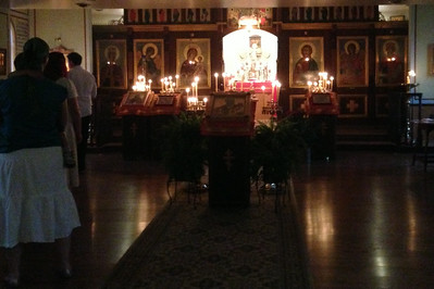 St. Vladimir's Day - Vigil