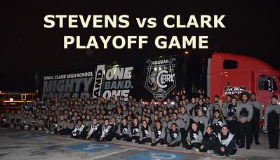 Stevens vs Clark Playoff Game