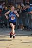 Half Marathon First Female !!