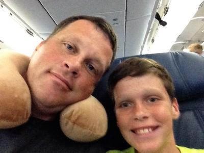 Tim and Hayden's Uganda Trip