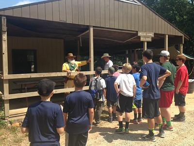 2014 Summer Camp at Bartle