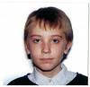 Daniel's passport photo June 18 2014