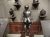 suit of armour for a child training to be a knight ottoman empire