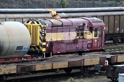 08879 seen at Didcot Yard.