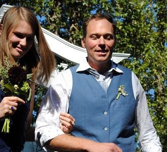Jill & Landon Wedding
