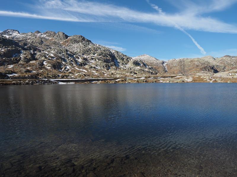 5 Seen Wanderung Gotthard 1.11.2015