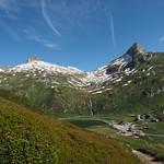 Pazolastock (2740 M) 22.6.2014