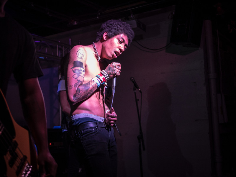 Cerebral Ballzy - Empire Control Room - SXSW2014