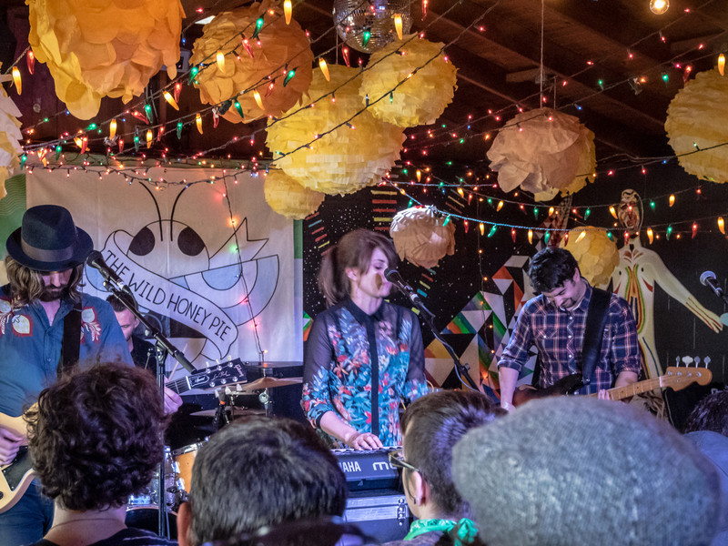 Gossling at Cheer Up Charlies - SXSW 2014