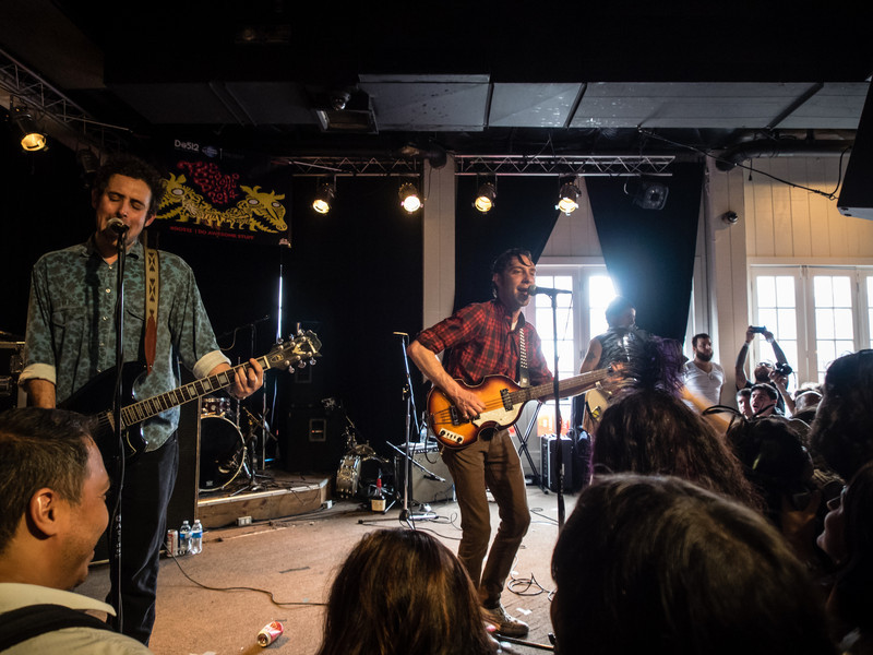 Black Lips at The Palm Door on 6th street - SXSW 2014
