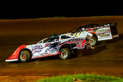 Todd Morrow (T1) and Randy Weaver (116)
