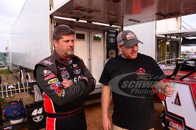 Earl Pearson Jr. and Matt Langston