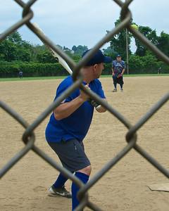 Temple Sinai Softball - July 13, 2014