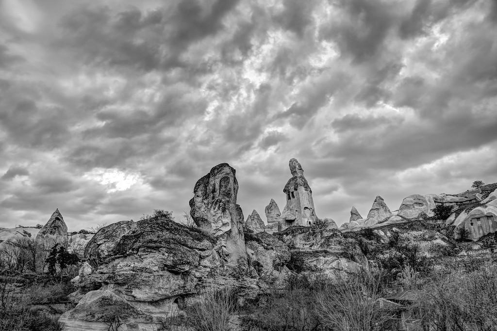 Cappadocia - Rocks and Caves