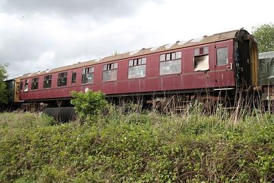 MK1 FO 3132 in the sidings.