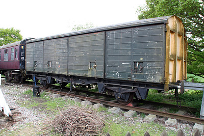 24t VDA WGB4311 / 200780 in the sidings.