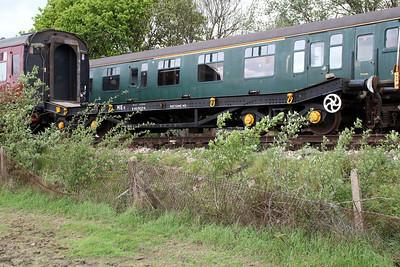 38t Rectank B909074 in the sidings.