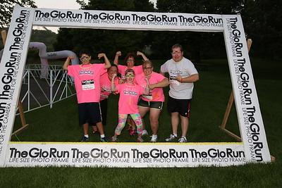 The Glo Run - Twin Cities 2014