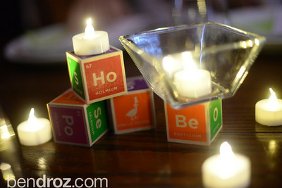 The Periodic Table Dinner Party