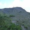Last climb to Highland Lakes