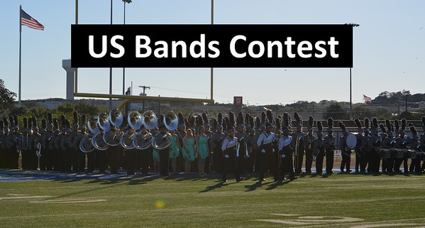 US Bands Marching Band Contest