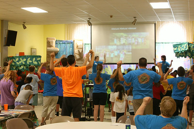 VBS at Richards Memorial
