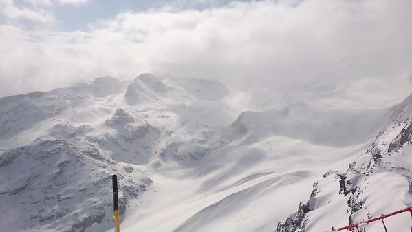 Top of Mont du Vallon
