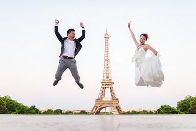 Veronica & Avis Paris