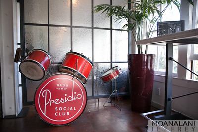 Virgin America presentation at the Presidio Social Club