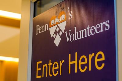 UPenn Volunteer Appreciation Event 3/1/2014