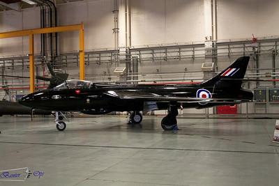 Hawker Hunter FGA.9 XG194 Wattisham Airfield Collection